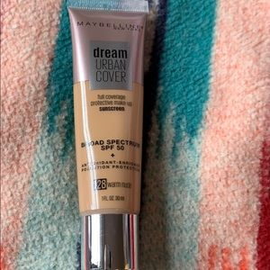 Maybelline Dream Urban Cover 128 warm Nude new